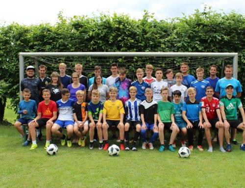 Fußballschule Schwarzenbach an der Saale 2019