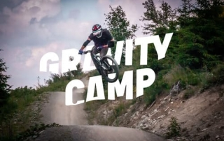 Gravity Camp SRS Unbound Mountainbike