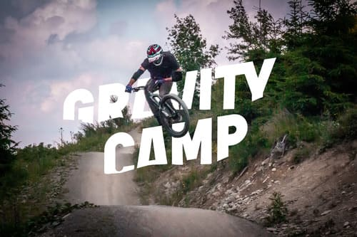 Gravity Camp SRS Unbound Mountainbike