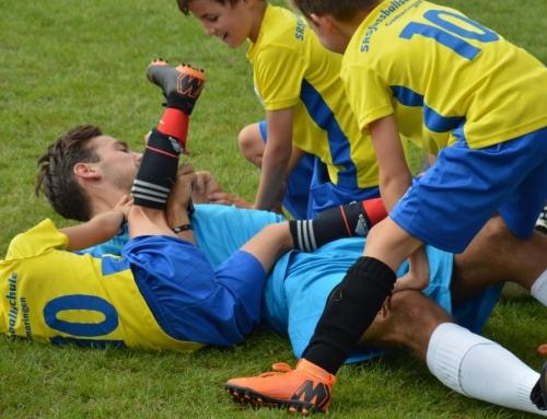 Fußballschule Gomaringen 2019