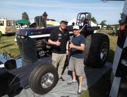 Tractor Pulling Team Kaiser – Deutscher Meister 2016