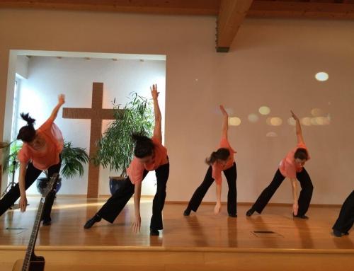 SRS ModernJazz Tanz-Wochenende