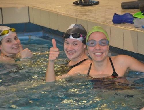 Triathlon – Schwimmseminar in Albstadt 2017