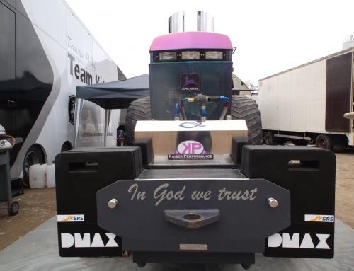 Tractor Pulling – Auf zur Heimveranstaltung von Team Kaiser
