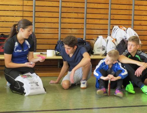 SRStischtennisschule in Heilsbronn