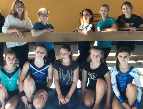 SRS Mädchen-Turn-Camp 2017 in Löffingen