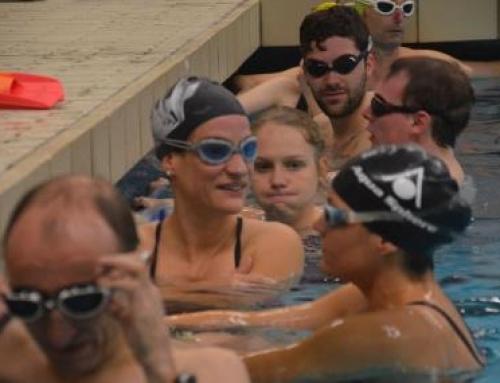 Herausforderung und Optimierung beim Schwimmseminar