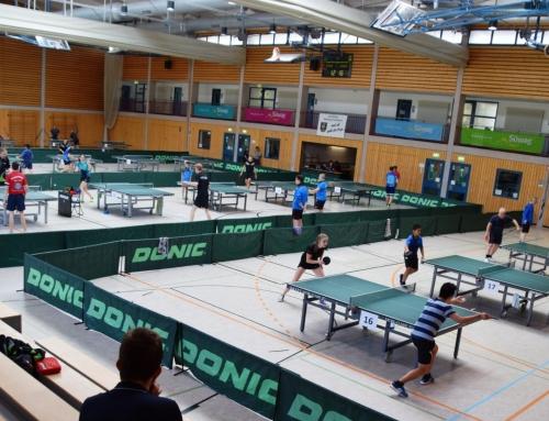 Werteoffensive kam beim Tischtennis-Turnier in Hornau gut an
