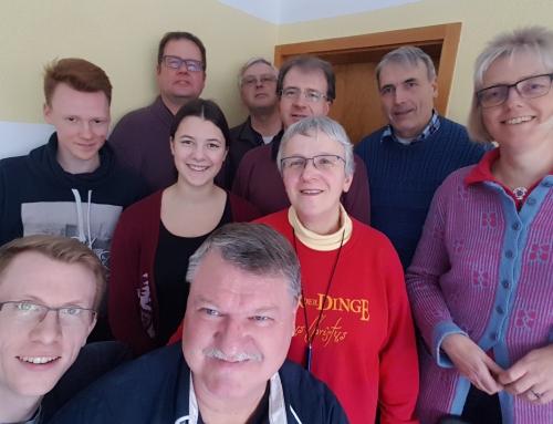 Cooles Teamtreffen in Reutlingen