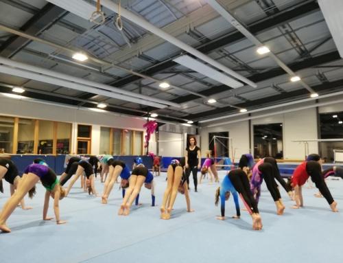 SRS Mädchen-Turn-Camp 2019 in Großostheim