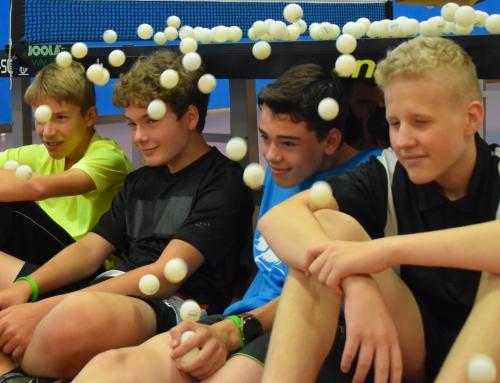 Tischtennis und 12 weitere Sportarten bei der JSA West
