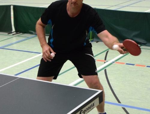 Qualifiziertes Tischtennistraining in Angelbachtal wird mit positiven Feedbacks belohnt