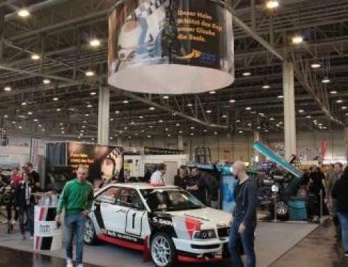 SRSmotorsport auf der Essen Motorshow