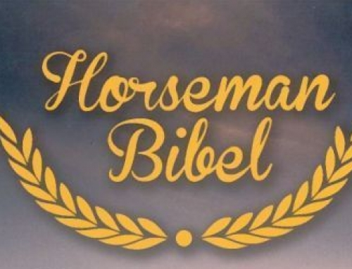 Eine eigene Ausgabe des Neuen Testamentes für alle Pferde-Liebhaber