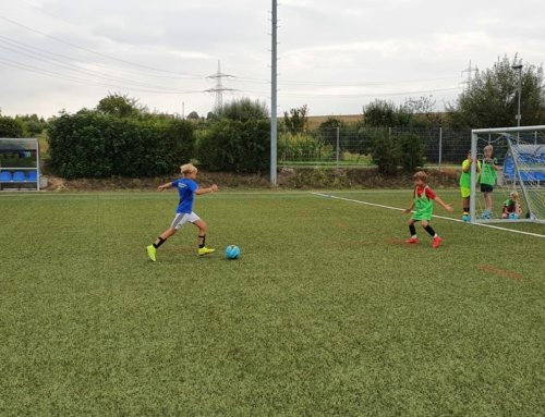 SRS Fußballschule Erligheim September 2020