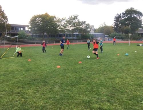 Rückblick auf die SRSfussballschule in Celle 2020