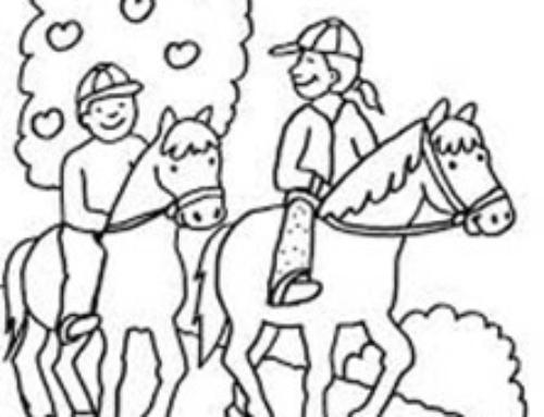 Ponys und Pferde für  Kinder-Feriencamp gesucht