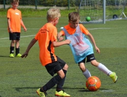 Fußballschule in Gomaringen im September 2021